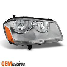 Fit 2008 2009 2010 2011 2012 2013 Dodge Avenger Passenger Right Side Headlight