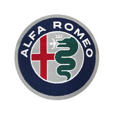 Toppe Adesive Alfa Romeo Ufficiali Logo 75 mm