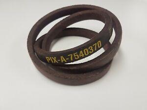 MTD Yardman 754-0370 Deck Drive Belt PIX A-7540370