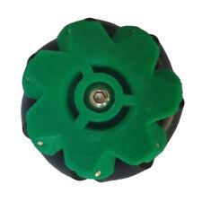 Omni wheel Mecanum Wheels with Green Hitch