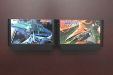 Famicom FC Gradius 1 2 Japan import Konami game US Seller
