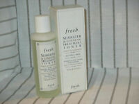 FRESH ~ SEAWATER & GINSENG TREATMENT TONER ALCOHOL FREE ~ 4.23 OZ BOXED