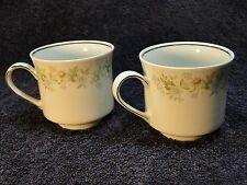 Johann Haviland Bavaria Forever Spring Tea Coffee Cups TWO MINT!