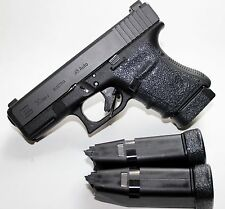 BooDad's Grips Textured Rubber Grip Tape for Glock Gen 4 29 30 30S