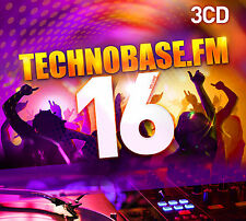 CD Techno base. FM vol.16 di Various Artists 3cds