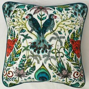 Emma J Shipley AMAZON JUNGLE Cushion Cover  41cm x 41cm