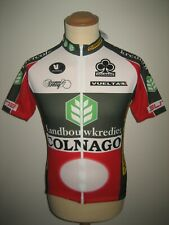 Landbouwkrediet Colnago 2006 shirt cycling maillot maglia trikot NEW size 46, S