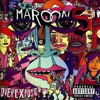 Maroon 5 : Overexposed CD
