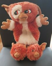 ORIGINAL Vintage Gremlins 2 1991 Hornby Hobbies Mogwai with Babies Plush Toy Old