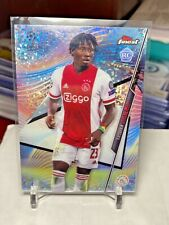 New listing 2020-21 TOPPS FINEST UEFA LASSINA TRAORE DIAMONDS SPECKLE REFRACTOR /175 RC SP