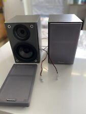 Panasonic SB-PM48 Lautsprecher 2 Wege Bassreflex Boxen HiFi Sound  PM 48 Speaker