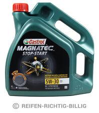 Castrol Motoröl Castrol Magnatec Start Stop 5W-30 C3 4 Liter