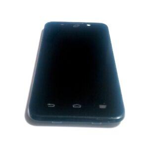 ZTE Z930L Unico Smartphone TracFone LCD Digitizer Display Screen Frame W/Speaker