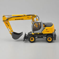 1:50 Scale New Holland Yellow Excavator FSCAV Gommato MH5.6 Construction Car Toy