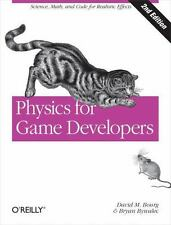 Physics for Game Developers: Science, math, and code for realistic effects: B...