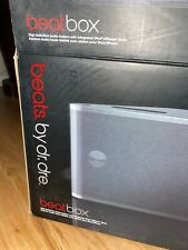 Monster Beats By Dr Dre BeatBox Brand New In Box