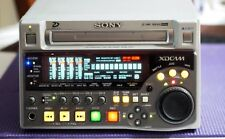 SONY PDW-1500 XDCAM MPEG IMX DVCAM PROFESSIONAL DISC RECORDER PLAYER SDI WRK GRT