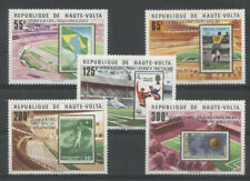 FOOTBALL Haute Volta 5 val surch de 1979