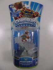 Wham Shell Crystal Clear Skylanders Spyro's Adventure Rare Chase Variant VHTF
