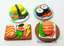 Re-ment kitchen Japan food 4pcs petit Sushi figure dollhouse Miniature model set