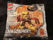 2001 MC DONALDS HAPPY MEAL TOYS LEGO BIONICLE JALA # 1391 New