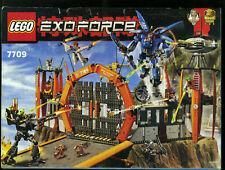 LEGO -- 7709 -  Nur Bauanleitung -- EXOFORCE --
