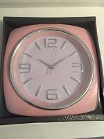 Pendule Horloge vintage seventies 60's 70's US Sixties Diner rétro