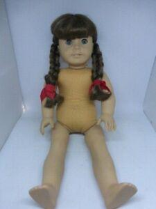 "American Girl Doll Molly Pleasant Company Nude 18"""