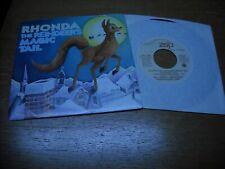 CHRISTMAS 45. RHONDA THE REINDEERS MAGIC TAIL.  VG++.