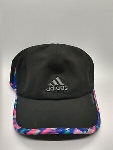 Adidas Adizero Climacool Lightweight Cap Hat Logo Running Flexible Colorful