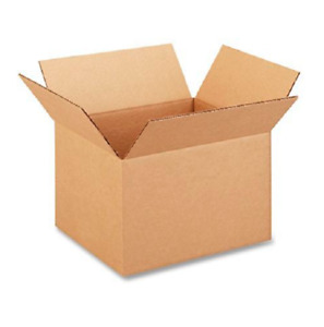 50 12x10x8 Cardboard Paper Boxes Mailing Packing Shipping Box Corrugated Carton