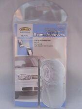 Ring Headlamp Beam Adaptors European Driving EASY FIT Beam Benders