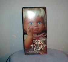 HASBRO DONT CRY BABY NEW IN BOX