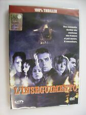 L'INSEGUIMENTO - DVD COME NUOVO PAL - JOEY LAWRENCE - DRU MOUSER