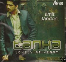 AMIT TANDON - TANHA ~ LONELY AT HEART - BOLLYWOOD ALBUM - NEW BHANGRA CD