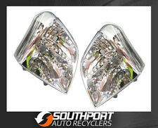 HOLDEN RODEO HEAD LIGHTS LAMPS SUIT RA 2003-2006 *NEW PAIR*