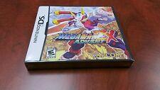 Megaman ZX Advent (Nintendo DS) Brand New