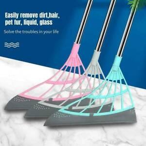 Multifunction Magic Broom Hair Sweeping Scrape Sweeper Pet Fur,liquid,Glass,Oil