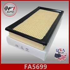 FA5699 46935 PREMIUM ENGINE AIR FILTER for 2009-2016 LINCOLN MKS & 2010-2018 MKT