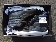 NEW 2007 Vans Syndicate WTAPS SK8-HI Shoes 9.5 Mr Cartoon Supreme Vtg Paisley