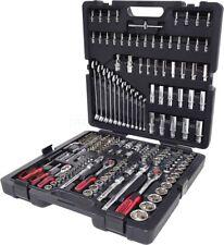 "KS Tools 1/4 ""+ 3/8 ""+ 1/2 "" Chromeplus insieme Zoccolo, 216-tlg 918.0216"