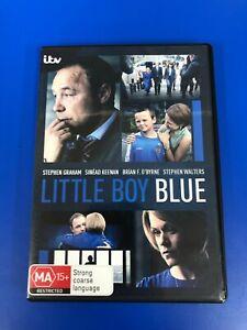 Little Boy Blue Dvd TV Drama Mini-series