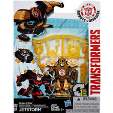Transformers Robots Disguise RID Weaponizer W2/16 Mini-Con Jetstorm MISB
