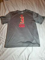 TAMPA BAY BUCCANEERS #3 JAMEIS WINSTON MEN'S Xl JERSEY STYLED TEE SHIRT majestic
