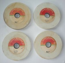 """New listing Colonial Abrasive Grinding Wheel 7 x 1"""" x 1-1/4"""" White 20A60-J5-Vs 3600Rpm New 4"""