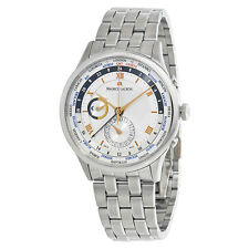 Maurice Lacroix Masterpiece Worldtimer Automatic Mens Watch MP6008-SS002-110
