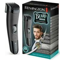 Remington MB4130 Beard Boss Pro Beard Grooming Trimmer Original /Brand New