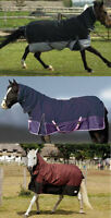 Rhinegold Aspen 350g Heavyweight Combo, Full Neck, Winter Turnout Horse Rug