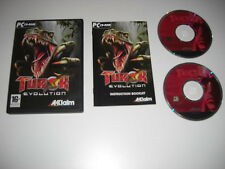 TUROK EVOLUTION PC CD ROM SPEDIZIONE VELOCE