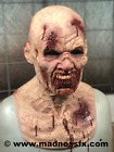 Madness FX - Deceased - Full Zombie Silicone Halloween Mask with Teeth